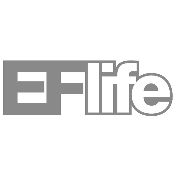 Image of EF Life Decal
