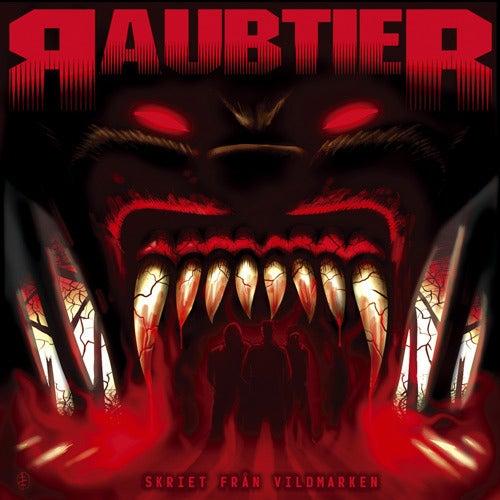 """Image of Raubtier """"Skriet Från Vildmarken"""" [CD] Including 2 bonus tracks"""