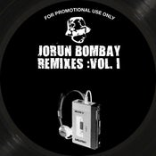 Image of DWG016: Jorun Bombay 'Remixes: Vol.1' E.P.