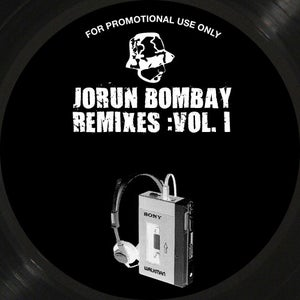Image of DWG016: Jorun Bombay 'Remixes: Vol.1' E.P.