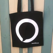 Image of 405 Tote Bag Black