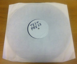 Image of DP028 :: Giant: (White Label)