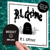Image of TOMBSTONE PATCH + RL GRIME EP