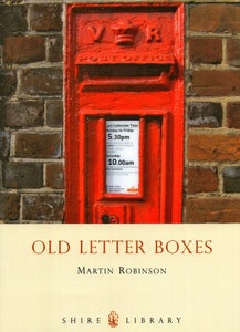 Image of Old Letter Boxes by Shire Books