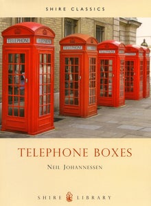Image of Telephone Boxes Shire Books