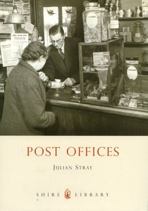 Image of Post Offices by Shire Books