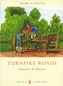 Image of Turnpike Roads by Shire Books