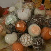 Image of 'Retro' Cake Pop Bouquet