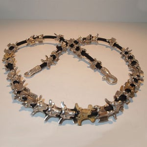"Image of ""Spinal Necklace"""