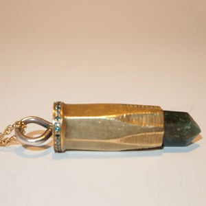 "Image of ""Bite the Bullet"" Pendant"