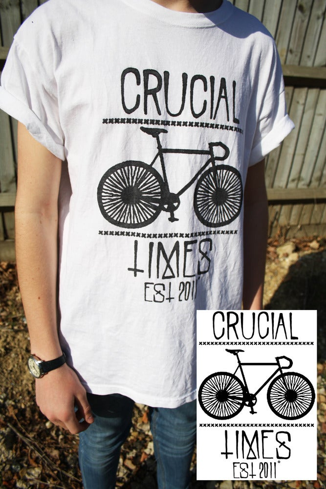 Image of CRUCIAL . TIMES . CLOTHING