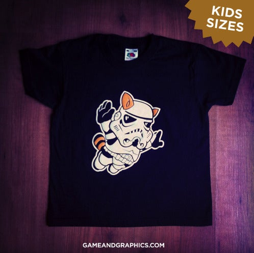 Image of Super Trooper Bros T-Shirt KIDS sizes