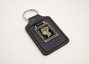 Image of Penny Black Key Ring