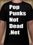 Image of Pop Punk's Not Dead T-shirt
