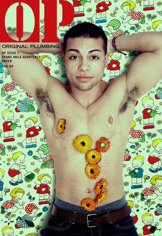 Image of Original Plumbing #7: The Green Issue