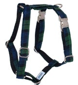 Image of Black Watch Tartan Dog Harness