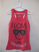 Image of I Heart the Weekends Tank Top