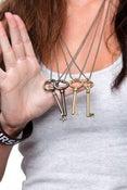 Image of Skeleton Key Necklace