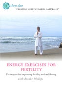Image of Energy Exercises for Fertility - DVD with Brooke Phillips