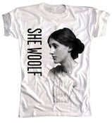 Image of Virginia Woolf T-Shirt
