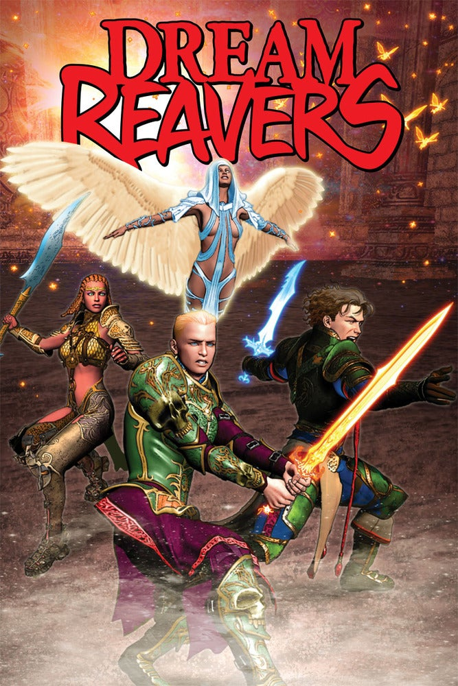 Image of Dream Reavers #4