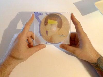 "Image of ""Girls on Film"" CD Album"