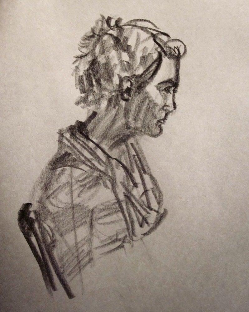 Image of Sarah in 3