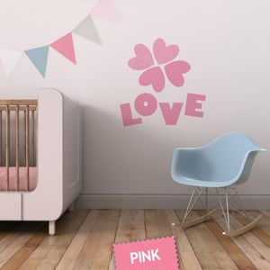 Image of Love Bundle Fabric Decal