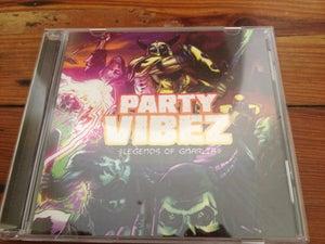 Image of Party Vibez - Legends of Gnarlia album