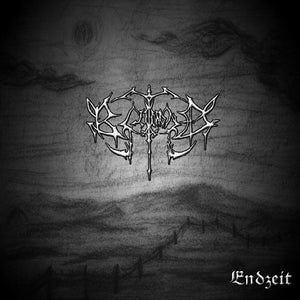 "Image of Blutmond CD ""Endzeit"""