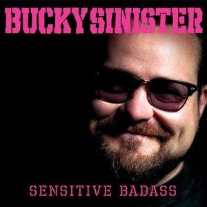 "Image of Sensitive Badass (12"" red audiophile vinyl w/digital download)"