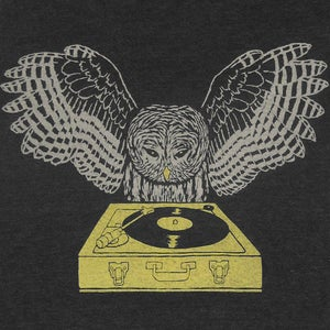 Image of DJ Owl T-shirt