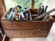 Image of Vintage Apple Crates 'RST Ltd'