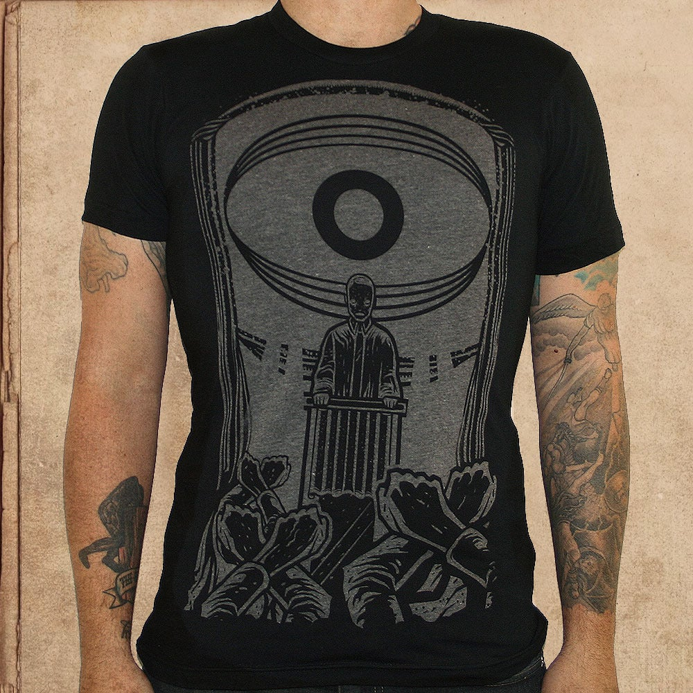 Image of 1984 - discharge inks - unisex -50/50