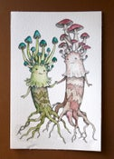 Image of Realms of the Forest Floor: Artwork by Cynthia Thornton Root Baby 16
