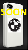 Image of Custom Iphone case (BMW logo)