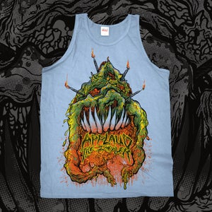 "Image of ""JAWED: THE INTESTINAL CUPCAKE"" TANK TOP"