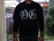 Image of 'OG' Logo Crewneck Sweatshirt