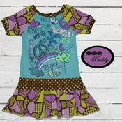 Image of **SOLD OUT** Save The World Dress - Size 5/6