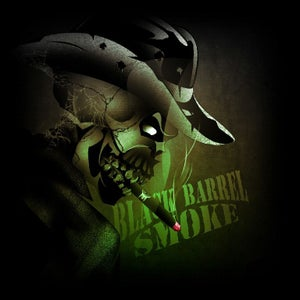 Image of Black Barrel Smoke 4 song ep