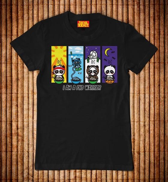 Image of Superior Pho Warrior Shirt (Original)
