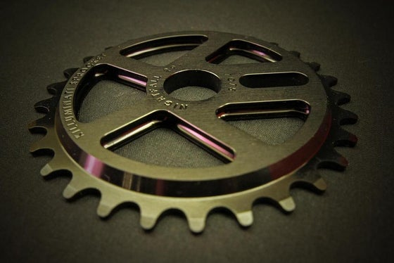 Image of 'Killuminati' 29T Sprocket