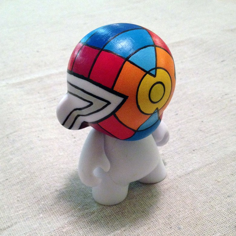 "Image of x superhero 3"" munny"
