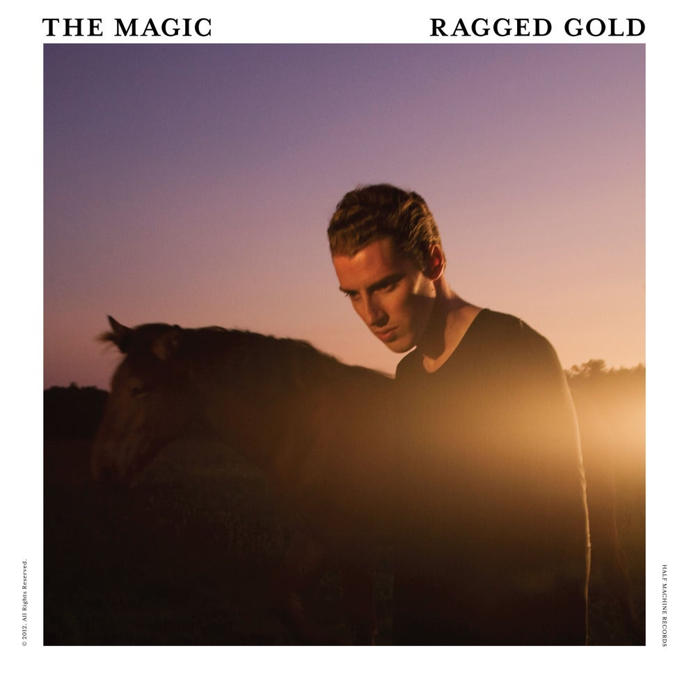 Image of The Magic - Ragged Gold - 180g LP (with download)