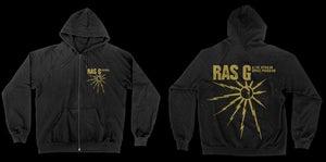 Image of RAS G - HOODED SWEATSHIRT
