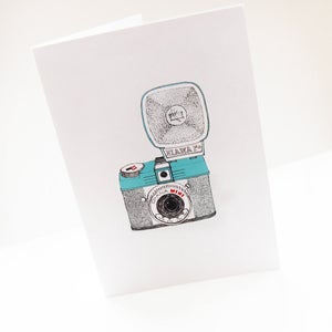 Image of Diana Mini Camera - Blank Card