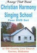 Image of Christian Harmony Singing School - 4 DVD set