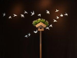 Image of aforestdesign bird's nest