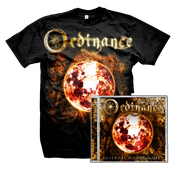 Image of Internal Monologues CD/T-shirt Combo