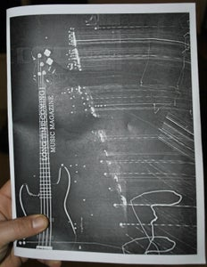 Image of Long Time Coming Music Fanzine Issue #3